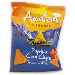 chips maïs paprika