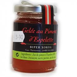 Gelée au piment d'Espelette