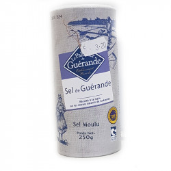 Salière sel de Guerande