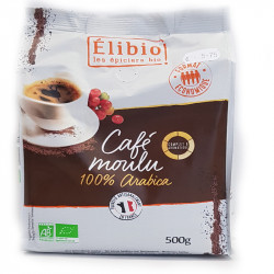 Café moulu 100% arabica...