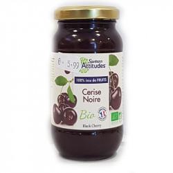 100% fruits cerise noire