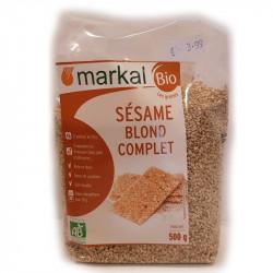 Sesame blond complet