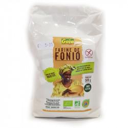 Farine de fonio
